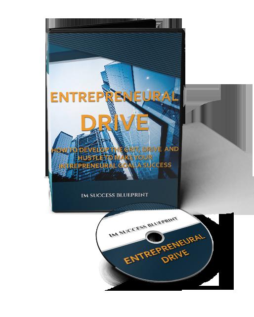 Entrepreneurial Drive disc