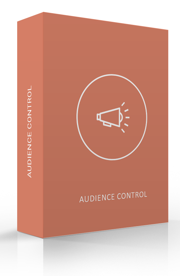 Audience+Control