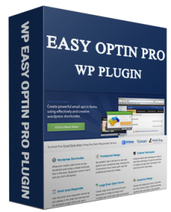Wp Easy Optin Pro